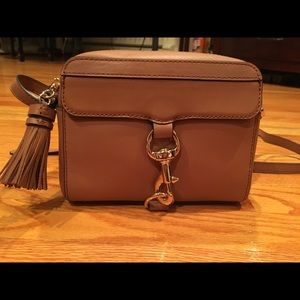 Rebecca Minkoff Brown crossbody bag